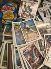 1989 Topps Baseball Cards Box - 36 Pack (2 Unopened) And Assorted NFL & MLB Lot