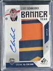Schneider, Cory - 2016-17 SP Game Used - Banner Autograph
