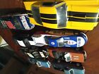 LOT OF 8 1 24 SCALE DIECAST CARS CONDITION SEE PICS