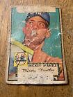 1952 Topps Mantle Might Hold the Solution to the Era of Overproduction 12