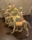 Three 3 Wise Men on Camels Fontanini Made in Italy Nativity Christmas