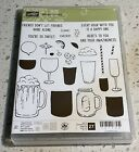 Stampin Up Mixed Drinks Photopolymer Stamp Set 141928