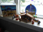 FISHER PRICE LITTLE PEOPLE NATIVITY SET IN ORIGINAL BOX COMPLETE LIGHTS  SOUND