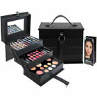 Beauty Box Cosmetic Colour Case Make Up Xmas Gift Set Jewellery case