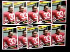 Roger Craig Cards, Rookie Card and Autographed Memorabilia Guide 9