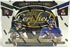 2021 PANINI CERTIFIED FOOTBALL HOBBY 16 BOX FACTORY SEALED CASE FREE SHIPPING
