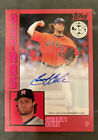 2019 Topps Gerrit Cole 1984 35th Anniversary Auto Autograph Astros Red! 25