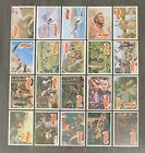1969 Topps Planet of the Apes Complete 44 Card Set - Beautiful - Great Shape