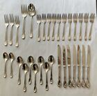 32 Pieces Oneida Calla Lily Pattern Stainless Flatware 18 10 Stainless USA