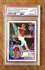 SHOHEI OHTANI PSA 10 2018 TOPPS CHROME SILVER PACK 1983 ROOKIE REFRACTOR #145 RC
