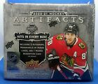 2020-21 Upper Deck Artifacts NHL Hockey HOBBY Box New Sealed HITS IN EVERY BOX