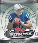 2012 Topps Finest Football Hobby Box-RC's: Russell Wilson, Andrew Luck, more!
