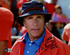 HENRY WINKLER SIGNED AUTOGRAPHED 8x10 PHOTO COACH KLEIN THE WATERBOY BECKETT BAS