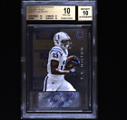 TY Hilton BGS 10 10 Auto 2012 Contenders Playoff Ticket Auto RC!
