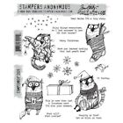 NEW Stamptember 2020 Tim Holtz Stampers Anonymous Stamp Set