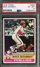 Mike Schmidt Cards, Rookie Cards and Autographed Memorabilia Guide 5