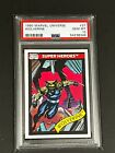 1990 Impel Marvel Universe Trading Cards 125