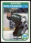 Ron Francis Cards, Rookie Card and Autographed Memorabilia Guide 9