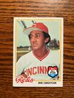 Dave Concepcion Cards, Rookie Cards and Autographed Memorabilia Guide 22