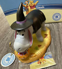 Disney pooh  Friends Trick or Treat For something sweet Figurine  4008061