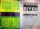 ROBERT CRAIS VOODOO RIVER SIGNED FIRST EDITION