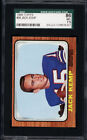 1966 Topps Football Cards 43