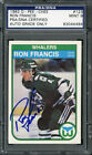 Ron Francis Cards, Rookie Card and Autographed Memorabilia Guide 21