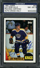 Luc Robitaille Cards, Rookie Cards and Autographed Memorabilia Guide 10