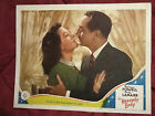 HEAVENLY BODY (1944) HEDY LAMARR & WILLIAM POWELL BEST ORIGINAL LOBBY CARD  #7