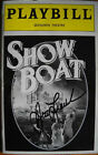 Beth Leavel (only) Signed New Playbill Show Boat Hugh Panaro Lonette McKee 1996