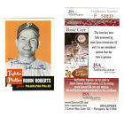 Robin Roberts Cards, Rookie Card and Autographed Memorabilia Guide 33