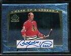 BOBBY HULL 1997-98 SP AUTHENTIC 542 560 AUTOGRAPH