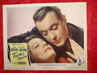 TOGETHER AGAIN (1944) CLOSE-UP IRENE DUNNE/CHARLES BOYER ORIGINAL LOBBY CARD