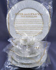 FITZ & FLOYD PAREILLE 5 Piece Place Setting ****NEW****