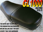 GL1000 1978-79 K3 K4 Replacement seat cover Honda GL 1000 Gold Wing 240