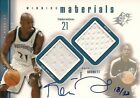 01-02 ULTIMATE - KEVIN GARNETT BUY BACK JSY AUTO # 32