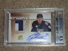 Steven Stamkos Upper Deck The Cup 2009-10 Signature Patches 3clr + Auto 75
