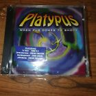 Platypus - When Pus Comes to Shove CD sealed OOP NEW Dream Theater King's X RARE