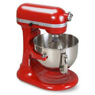 New KitchenAid KP26M1Xer PRO 600 Stand Mixer 6 qt Big Super Large Capacity Red