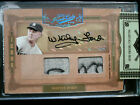 2008 Prime Cut Whitey Ford Uncirculated 1 1 Mint Auto Jersey Autograph