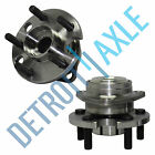 Set 2 New FRONT Wheel Hub and Bearing Assembly for Chevy Olds Pontiac FWD
