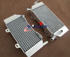 FOR HONDA CRF250R CRF250X 2004 2005 2006 2007 2008 2009 ALUMINUM RADIATOR
