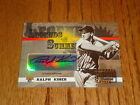 RALPH KINER 2003 Donruss Signature Series #LS-29 AUTO AUTOGRAPH Pirates MINT *1