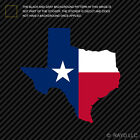 Texas Shape State Flag Sticker Die Cut Decal america american gods country bush