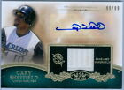 GARY SHEFFIELD 2012 TOPPS TIER ONE GAME USED MEMORABILIA RELIC AUTO SP 99