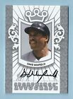 DAVE WINFIELD 2012 SPORTKINGS SILVER AUTOGRAPH AUTO 50