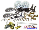 1967 69 Camaro  Firebird Front Stock Spindle Power Disc Brake Conversion Kit