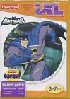 Fisher-Price iXL Software - Batman - for iXL Learning System - Brand New