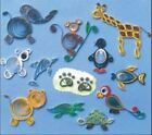 Quilled Creations Paper Quilling Kit ZOO ANIMALS Jungle Circus Safari 402