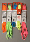 New Balance Neon Oval Athletic Shoelaces Laces 27 36 45 54 5 colors USA Made